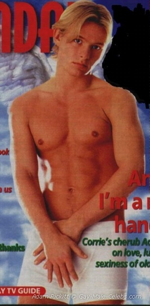 Final, sorry, adam rickitt naked sorry, can