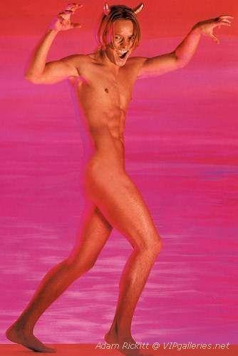 Adam rickitt nude