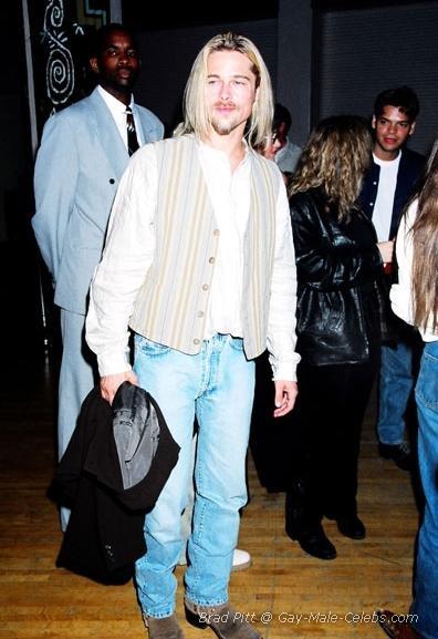 Brad Pitt Naked Free 74