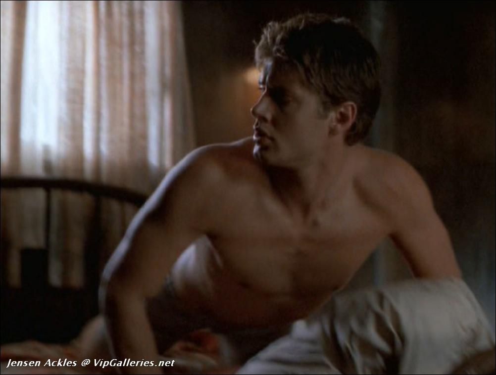 nudes Jensen ackles leaked