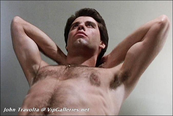 john travolta sexy
