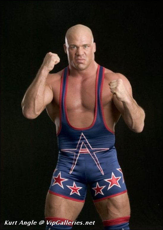 from Ronald kurt angle nude pic