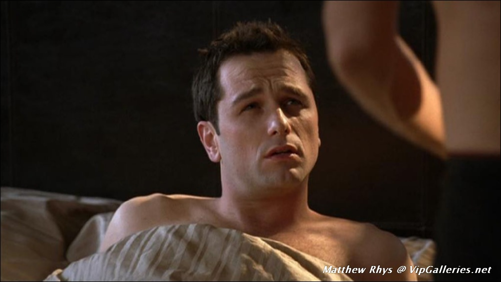 Matthew rhys evans gay
