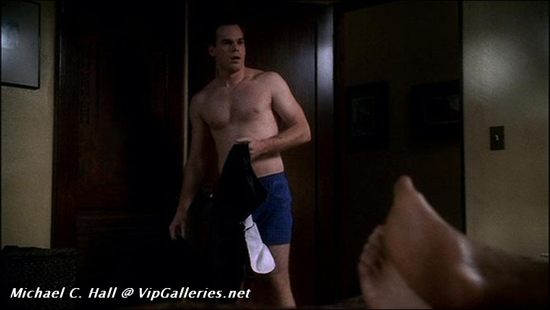 nude michael c hall